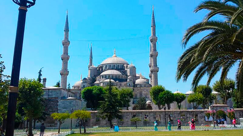 Free tour estambul