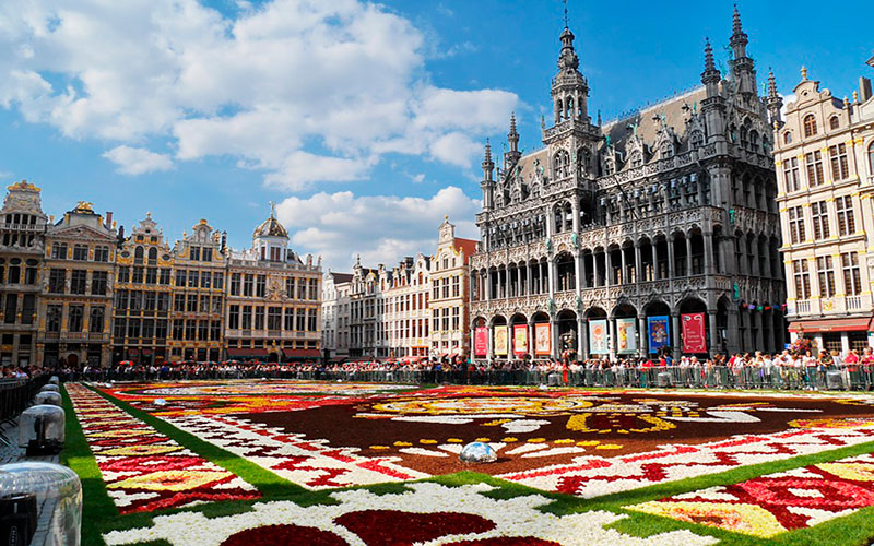 free tour bruselas
